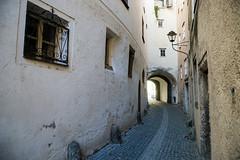 To get lost in space (OR_U) Tags: 2016 oru austria salzburg city street backstreet narrow heritage architecture
