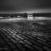 Cobbles (Paul S Ewing) Tags: edinburgh scotland mono blackandwhite bw cobbles lighthouse newhaven firth forth