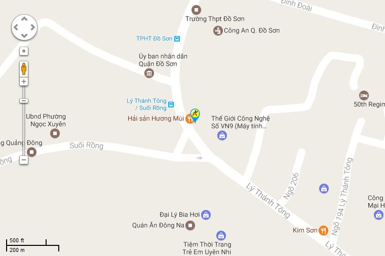 Khai trương siêu thị Điện máy XANH Lý Thánh Tông, Hải Phòng