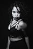 Ténébreuse (Littlepois Photographie) Tags: nikon d4 littlepois nikon2470f28 silverefexpro lr4 nb bw noiretblanc blackandwhite studio strobist walimex dark sombre femme woman mannequin