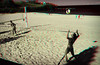 Sydney, Australia (DDDavid Hazan) Tags: sydney australia nsw newsouthwales bondibeach beach ocean beachvolleyball sand volleyball bikinis anaglyph 3d 3danglyph 3dstereophotography redcyan redcyan3d stereophotography stereo3d