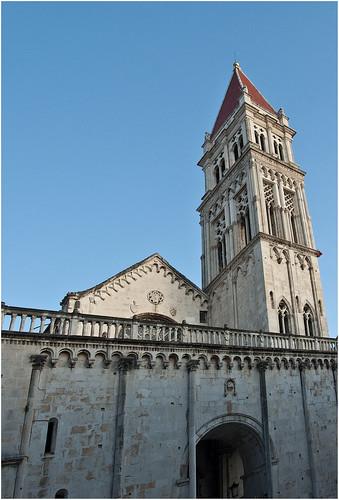 1240-CATEDRAL DE SAN LORENZO - TROGIR - CROACIA -
