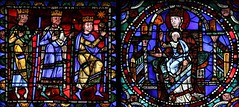 Epiphany (Lawrence OP) Tags: blessedvirginmary jesus magi window stainedglass chartrescathedral adorationofthemagi biblical
