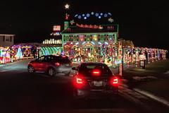 Hoag House Christmas Decorations U2022 Cleveland, Ohio (SteveMather) Tags: Hoag  Outdoor Christmas