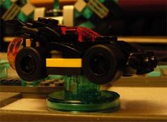 Lego Dimensions Batmobile (Doc Nero) Tags: lego dimensions dc movie sonic hedgehog midway ninjago doctor who arcade spy hunter joker batman tardis dalek