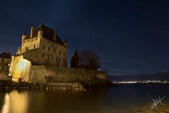 Lac Léman (maxime jusnel) Tags: yvoire château lac léman