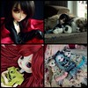 Tag - My Best of 2016 (♪Bell♫) Tags: pullip romantic alice blue monochrome pink emilly helena sofia rosemberg premium doll wonderland isul mao saemon van scarlett cat taeyang vincent hermann demon emperors new clothes dal chibi risa rock ellie armstrong wig groove
