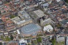 Norwich city centre aerial (John D F) Tags: norwich norfolk city downtown aerial aerialphotography aerialimage aerialphotograph aerialimagesuk aerialview droneview viewfromplane britainfromabove britainfromtheair hirez hires highresolution theforum stpetermancroft cityhall