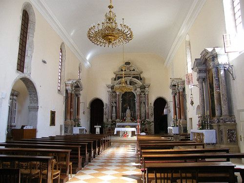 Zára, Szent Ferenc-templom