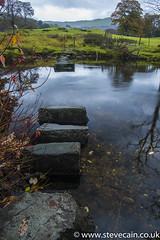 LD160156 (Steve Cain Photography) Tags: cumbria lakedistrict lakes rydal steppingstones riverrothay