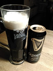 Guinness aus der Dose (shortscale) Tags: bier guinness dose