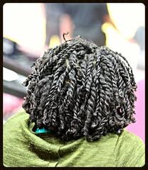 rag mop (jill.brubaker) Tags: hair twisted braid mop hairstyle