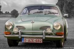 Volkswagen Karmann Ghia (musette thierry) Tags: ancien voiture musette thierry d600 nikon ancêtre mécanique car volkswagen vw