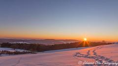Sonnenuntergang im Harz (johannesotte84) Tags: sun set winter otte canon harz