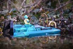 Swamp Meet (nightforce72) Tags: gijoe copperhead crocmaster