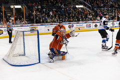 "Missouri Mavericks vs. Wichita Thunder, February 3, 2017, Silverstein Eye Centers Arena, Independence, Missouri.  Photo: John Howe / Howe Creative Photography • <a style=""font-size:0.8em;"" href=""http://www.flickr.com/photos/134016632@N02/32561315652/"" target=""_blank"">View on Flickr</a>"