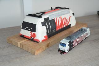 Lokomotion 185 666 Cake