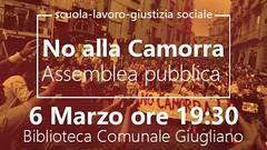 Camorra, presso la biblioteca comunale di Giugliano in Campania si terrà una assemblea p (napoli24ore) Tags: giugliano campania camorra incontro