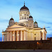 Helsinki Cathedral, White Night