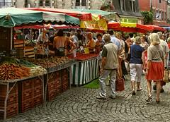 Vannes market (Rockman of Zymurgy) Tags: france breizh britanny breton 2013