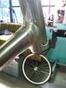 Bottom head tube lug (Bantam Bicycle Works) Tags: bike bicycle real is steel ss rando frame works custom bantam lugs randonneur lugged couplers
