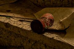 Old can (sarahrein92) Tags: old history abandoned germany lost deutschland place alt decay aged past desolate hdr verlassen urbex vergangenheit zerstrt verfall zerfall marode vergessen mysteris aufgegeben abgewirtschaftet srphotography