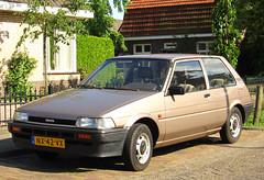 1985 Toyota Corolla 1.3 Special (rvandermaar) Tags: special toyota 13 1985 corolla toyotacorolla e80 sidecode4 nx42vx toyotacorollae80
