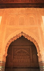 Moroccan arch