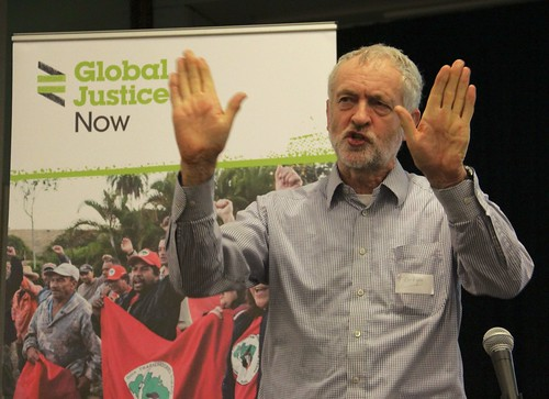 From flickr.com: Jeremy Corbyn {MID-127370}