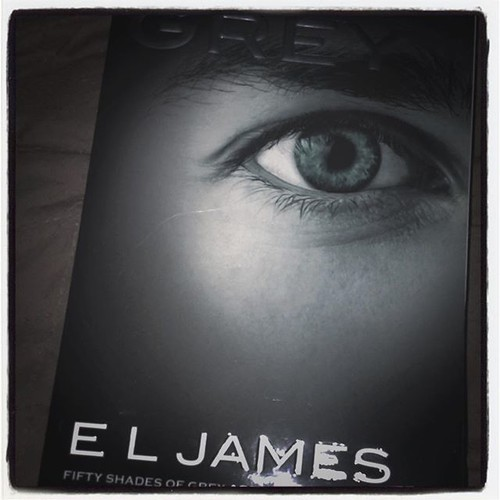 E L James book fan photo