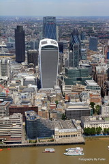 076. Tower 42, 20 Fenchurch Street, The Leadenhall Building & 30 St Mary Axe. View from the Shard. 10-Jul-15. Ref-D112-P076 (paulfuller128) Tags: from street city uk bridge england building london tower st 30 view mary axe 20 shard 42 leadenhall the fenchurch