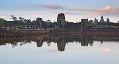 Angkor wat (Rekha Prasad) Tags: history cambodia angkorwat siemreap angkor lostcity historicalplaces khmerempire suryavarmanii khmerkingdom largestreligiousmonumentintheworld largesttempleintheworld lonelyplanettop1in500destinations2015