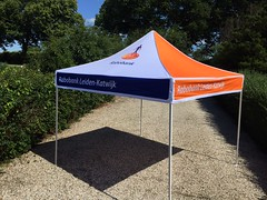 Quick Folding Rabobank Tent - 3x3