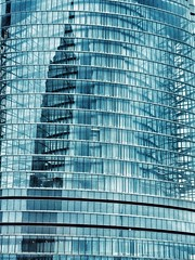Shanghai steel & glass (b56n22) Tags: city shanghai    iphone 5s   snapseed