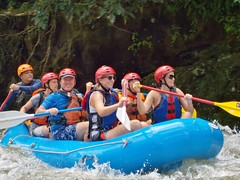Rafting 5-Aug-2015 (Boquete Outdooor Adventures) Tags: whitewater rafting whitewaterrafting centralamerica riverrafting rapidos boqueteoutdooradventures chiriquiviejoriver
