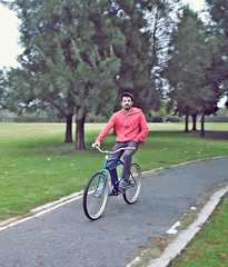 (FDT PH) Tags: argentina bike bicycle bicicleta riding playera cruiser sendero beachcruiser rodado26