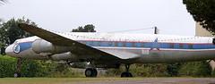 Lockheed L-1049G Constellation F-BHBG (707-348C) Tags: quimper britanny france preserved lockheed piston prop propliner airfrance fbhbg l1049 constellation connie