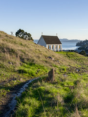 Chapel on the Sea (Matt McLean) Tags: architecture bayarea building california church exterior landscape marin tiburon belvederetiburon unitedstates us