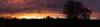 Purple Sky (clé manuel) Tags: purple sky sunset lila wolken clouds sonnenuntergang baum tree sony alpha germany november