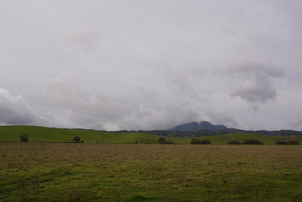 #2017-01-09 Clouds around Mount Diablo [#1]