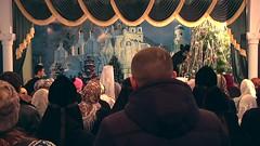 Sketch Pollyanna_Children's performance_Svyatogorsk Lavra / Сценка Поллианна – Детское выступление _ Святогорская Лавра 08.01.2017