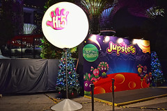 Jupsters (chooyutshing) Tags: hi5 jupsters backdrop phototaking supertreegrove gardensbythebay baysouth marinabay christmasfestival2016 christmaswonderland singapore