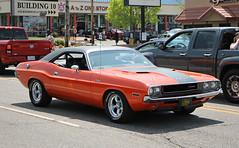 1970 Dodge Challenger (SPV Automotive) Tags: 1970 dodge challenger coupe classic sports car orange