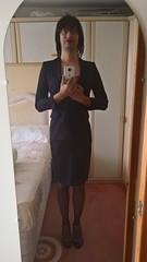 WP_20170116_11_34_45_Rich (Katie Savira) Tags: satinskirt sissy crossdresser secretary