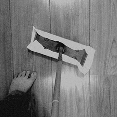 Sweep Sweep (paula.calleja12) Tags: escape non cinematic life ordinary routine lifestyle home snapshots simple things cereal ceiling curtains socks stockings brushing teeth church railings london urban