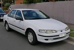 1994 Ford Falcon (EF) GLi sedan