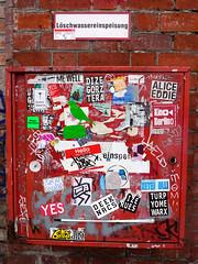 Graffiti in Berlin 2016 (kami68k -all over-) Tags: berlin 2016 graffiti illegal bombing sticker dize gorz tera deek nacs turp yome warx yes alice eddie mrek tom wire