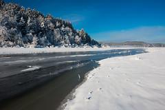 Cerknica Lake (happy.apple) Tags: dolenjejezero cerknica slovenia si slovenija cerkniškojezero cerknicalake winter snow zima sneg ice led intermittentlake presihajočejezero