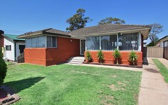 31 Booreea Street, Blacktown NSW