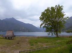 Lago di Ledro. Museo delle Palafitte del Lago di Ledro.